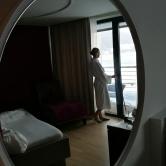 Zimmer mit Ausblick in Mattsee