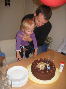 2. Geburtstag