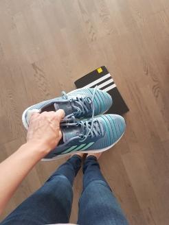 Meine neuen Schuhe