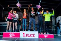1. Platz beim Love Run